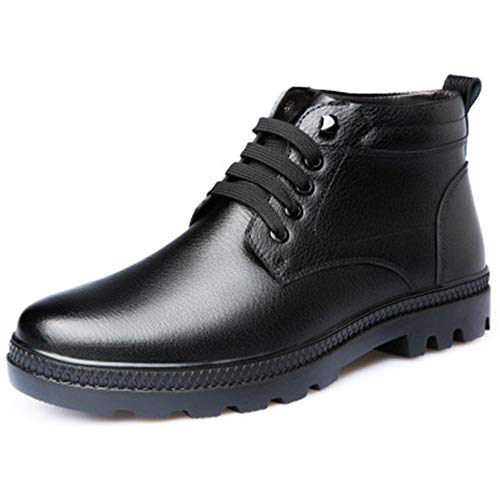 (Men's Leather Shoes Style for Any Dress, Formal, or Party Occasions (Black,Lable 39/6 D(M) US Men))