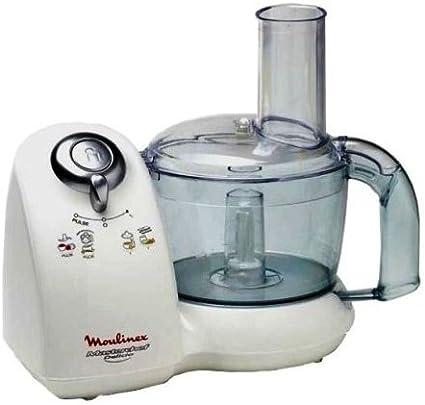 Moulinex dfb14 C Robot de cocina Master Chef delicio Color Blanco: Amazon.es: Hogar