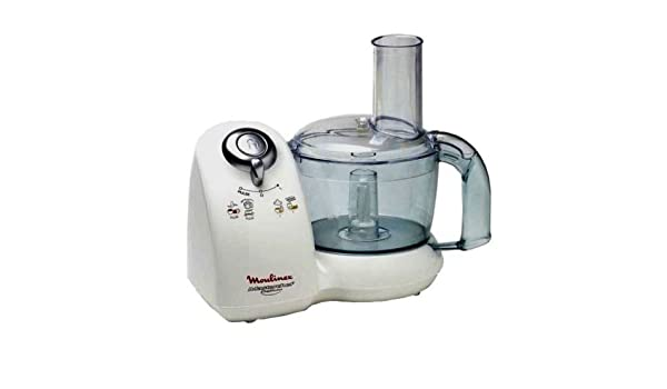 Moulinex dfb14 C Robot de cocina Master Chef delicio Color Blanco ...