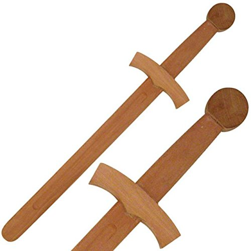 BladesUSA 1609 Martial Art Hardwood Training Equipment 17.25-Inch Overall