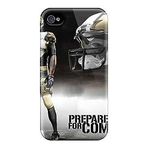 New Arrival Iphone 4/4s Case New Orleans Saints Case Cover
