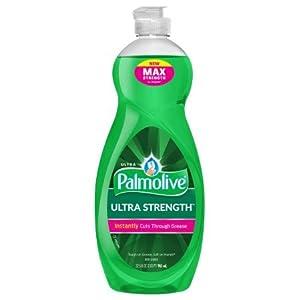 Palmolive Ultra Strength Liquid Dish Soap, Original 32.5 fl oz - 2 Pack