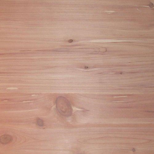 Aromatic Cedar Veneer Panel 2'x4' in a (Cedar Panel)