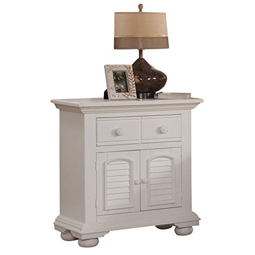 Cottage Traditions 1 Drawer Nightstand - Eggshell ()