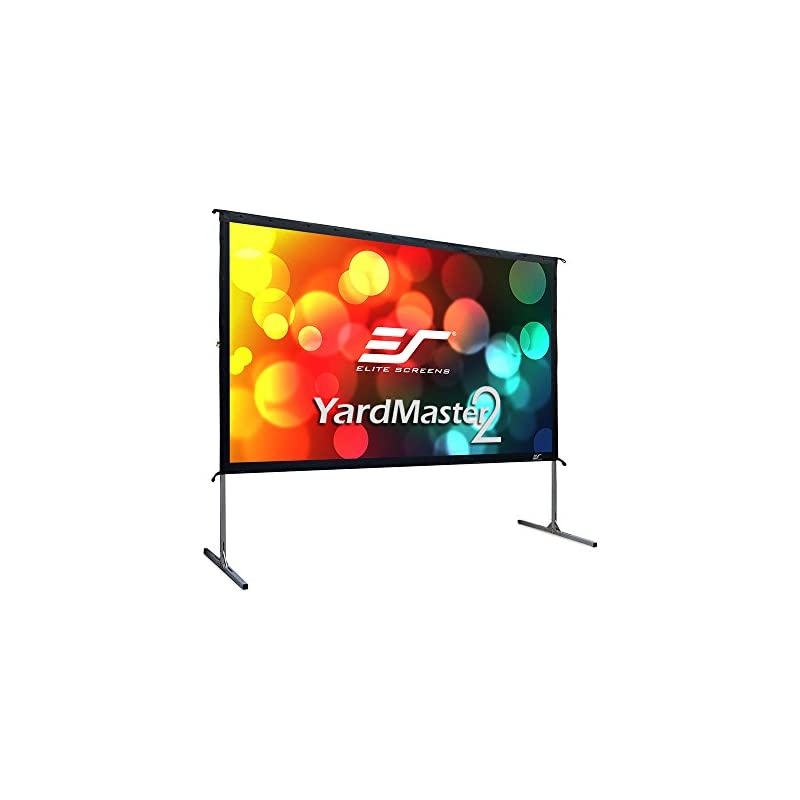 Elite Screens Yard Master 2, 90-inch Ind