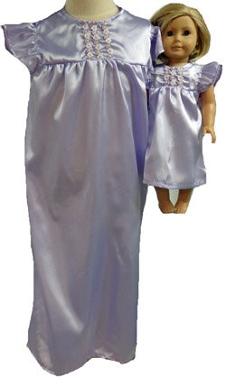 お揃いの女の子と人形の服 ラベンダー ラベンダー サイズ5 サテン サイズ5 サテン B010AR0UZW, 肘折温泉 ほていや:2bb68e5c --- arvoreazul.com.br