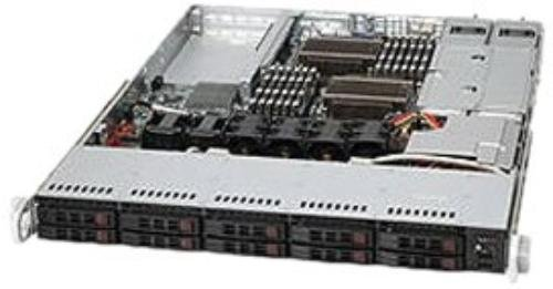 Supermicro Rackmount Server Chassis (CSE-116TQ-R700CB) by Supermicro