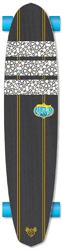 Flying Wheels Longboard Aladin 45 B00ION3NRM Skateboards Einfach zu bedienen