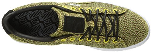 Basket Classic Culture Surf Fashion Sneaker, Solar Power-Puma Bla, 10 M US