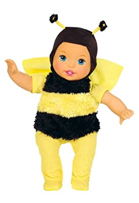 Little Mommy Dress Up Cuties Bumblebee Doll from Mattel