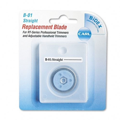 Carl Professional Trimmer Replacement Blade Straight