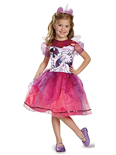 Twilight Sparkle Deluxe Costume, X-Small (3T-4T) -