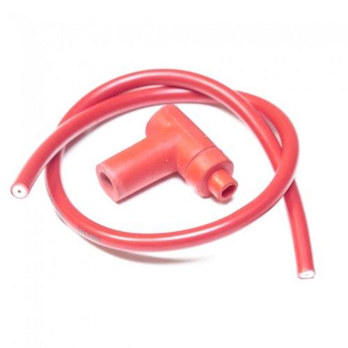 Encendido Racing Rojo Fabricado en Estados Unidos * Cable y Enchufe