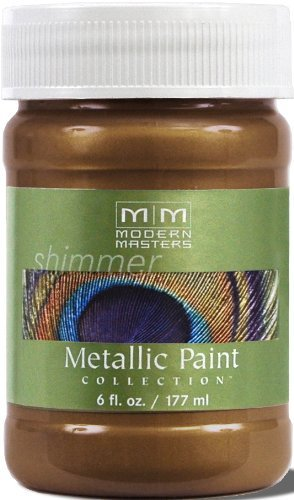 Modern Masters ME204-06 Metallic Antique Bronze, 6-Ounce by Modern Masters