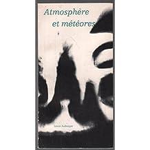 Atmosphère et météores