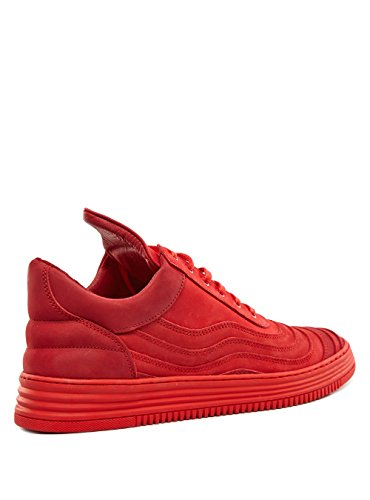Filling Pieces Filling Uomo Sneaker Rosso Pieces Z5xYEnqE8S