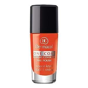 Dermacol One Coat Extreme Coverage Nail Polish - 10 ml, 140