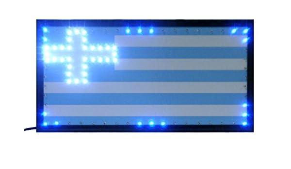 Luz LED/cartel