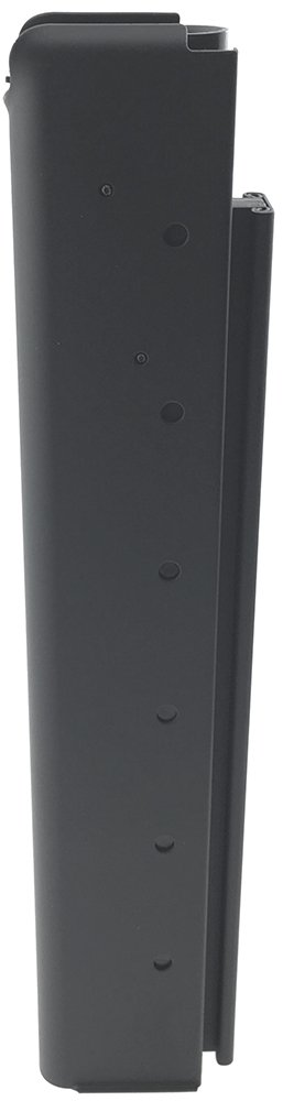 SportPro 450 Round Metal High Capacity Magazine for AEG Thompson M1A1 Airsoft – Black