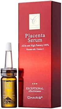 Charis Placenta Serum All in one High Potency 100% (Placenta with Vitamin C) 10ml