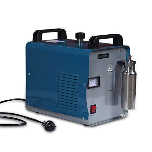 VPABES 75L Oxygen Hydrogen Water Welder Acrylic Flame Polish Machine Torch Polisher