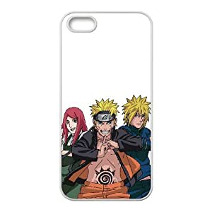 iPhone 5 5s Cell Phone Case White naruto Road To Ninja trtq
