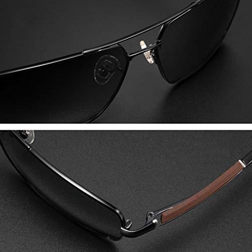 de A lunettes Femme Sport polarisées Casual Box Fashion New Des Men Driving Soleil soleil Lunettes Big de qwdxTYt4aY