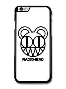 Radiohead Black and White Logo Case For HTC One M8 Cover