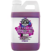 Chemical Guys CWS20764 Extreme Bodywash & Wax Car Wash Soap with Color Brightening Technology, 64 fl. oz, 1 Pack