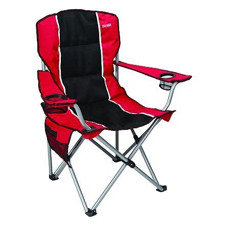 Craftsman Padded Chair, Red by Craftsman