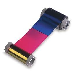 Fargo 86200 YMCKO Ribbon for DTC550 Fargo Printer