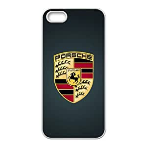 Porsche sign fashion cell phone case for iPhone 5S