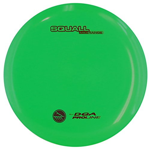 Pro Line Mid Range Disc - DGA Proline Squall Golf Disc (175+)(Colors May Vary)