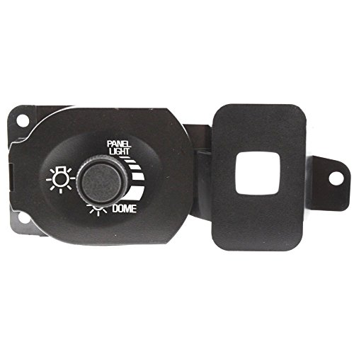 Evan-Fischer EVA13672035726 Switch for Chevrolet Monte Carlo 00-05 Post Type W/14-Prong Male Terminal Chevrolet Monte Carlo Headlight Switch