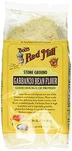 Bob's Red Mill Flour Garbanzo Bean, 16-ounces (Pack of 4)