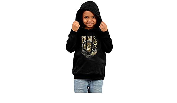 Amazon.com: MeMT Camiseta De - Primus - Astro Monkey Kids Hooded Sweatshirt: Clothing