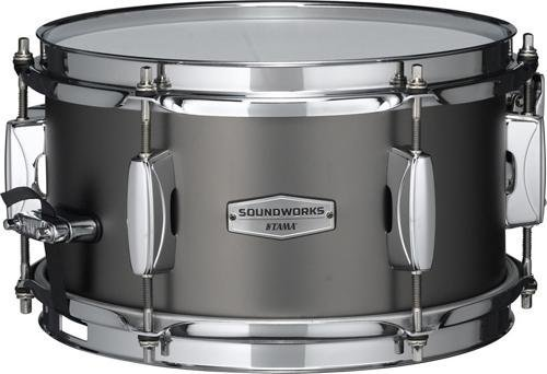 Tama Soundworks Steel Snare Drum 10 x 5.5 in. by Tama