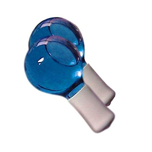 Allegra Magic Globes for Redness Soothing, Sinus Relief and Headache Relief - Blue