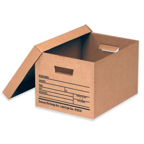 Aviditi FSB300 Economy File Storage Box, 15