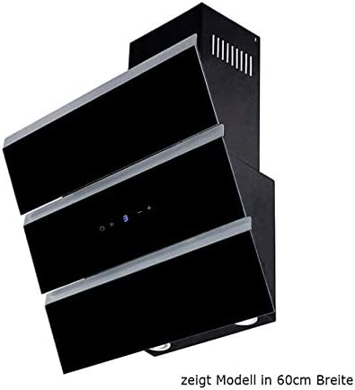 Campana extractora F.BAYER CASA 90S 90cm Negro Acero inoxidable Extracción 850m³/h EEK A LED: Amazon.es: Grandes electrodomésticos