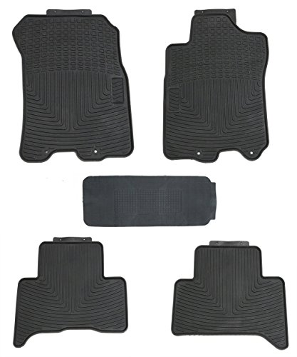 Accessories Aftermarket Fj Cruiser (TMB Motorsports All Weather Floor Mats for Toyota FJ Cruiser 2007-2014)