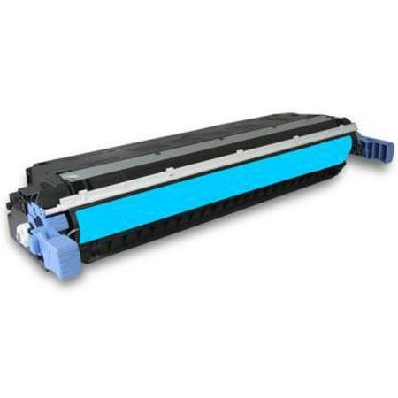 Hp C9731a Compatible Cyan Toner - Generic Compatible Toner Cartridge Replacement for HP C9731A ( Cyan )