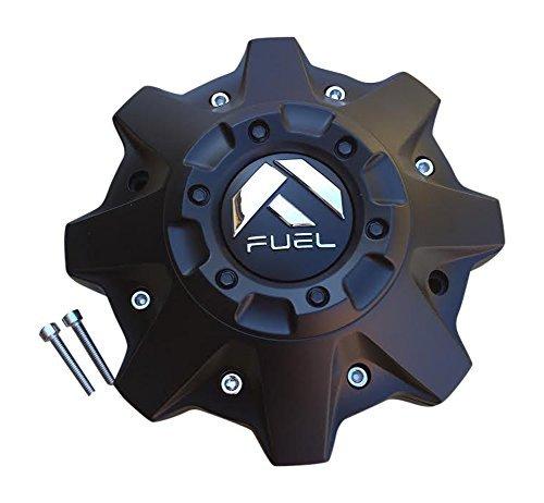 Centers Lug - Fuel Offroad 8 LUG M-721BK04 1002-53-B-1 Black Center Cap CAP M-447 ST-MQ804-150