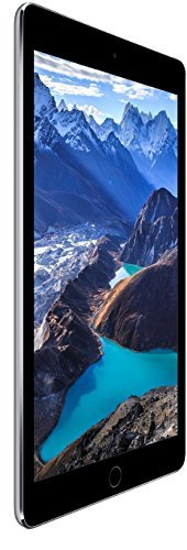 Apple MGTX2LL/A 9.7-Inch iPad Air 2 (1.50 GHz, 1 GB DDR2, 128 GB, iOS 8) Space Gray  (Certified Refurbished)