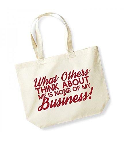 unisexCi cotone Slogan di Bag in tela Tote 6gyf7b
