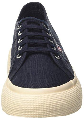 Superga 2287-Cotw, Baskets Femme Blu (Navy)