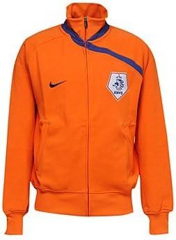 Nike Holland Nederland fútbol Anthem chaqueta de chándal con ...