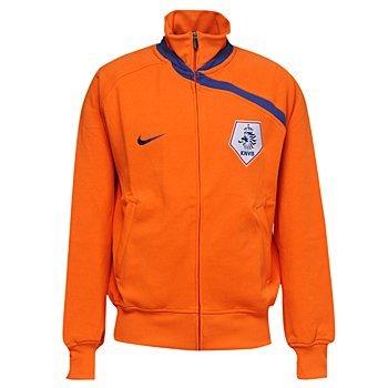Nike Holland Nederland fútbol Anthem chaqueta de chándal con cremallera 268575 - 816 Hombres de tamaño pequeño: Amazon.es: Deportes y aire libre