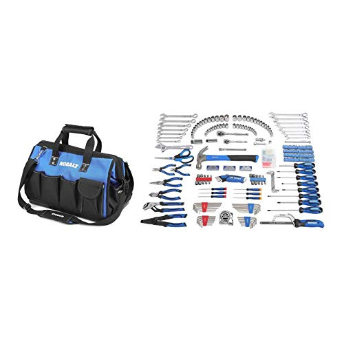 Kobalt 364-Piece Standard (SAE) and Metric Polished Chrome Mechanic's Tool Set