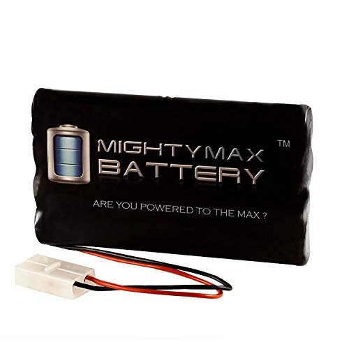Mighty Max Battery 9.6V 2000mAh NiMH Battery Replacement for EVO Scan Tools #239180 Brand Product